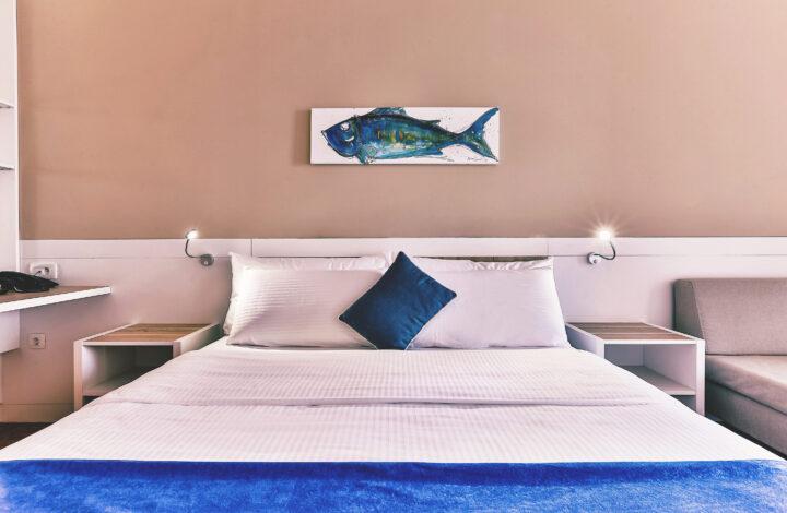 Hotel Delfin: Sea-View Suite