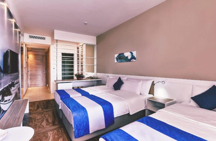 Hotel Delfin: Triple