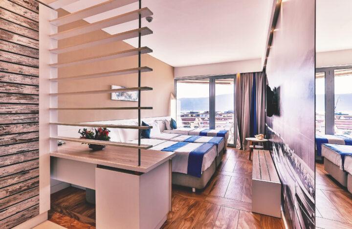Hotel Delfin: Double Side Sea View