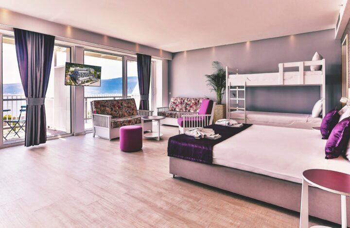 Hotel Park: Sea-View Suite