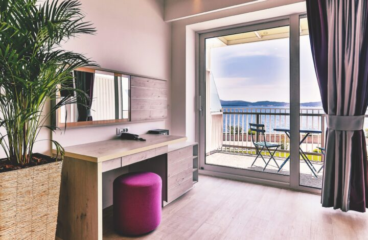 Hotel Park: Sea-View Priority Location Double