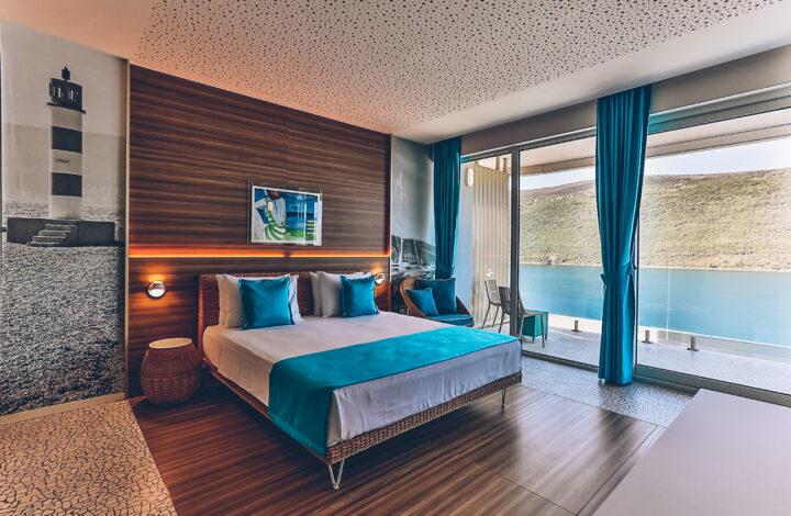 Hotel Kumbor: Sea-View Deluxe