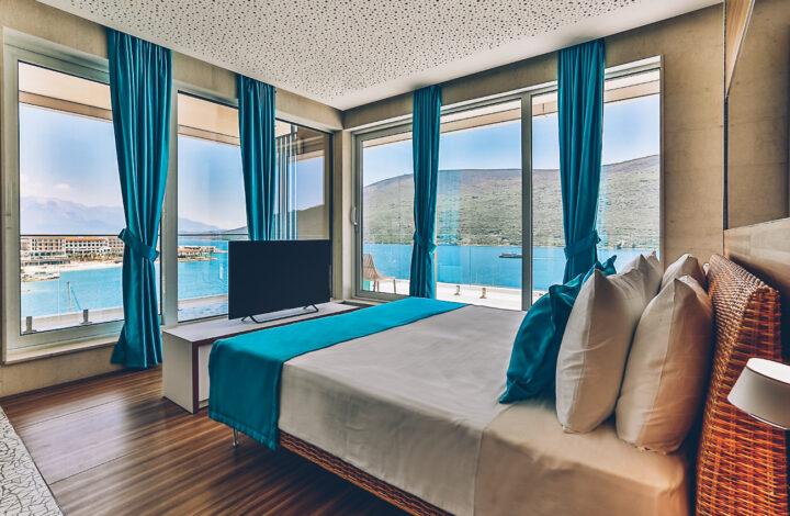 Hotel Kumbor:  Sea-View Suite