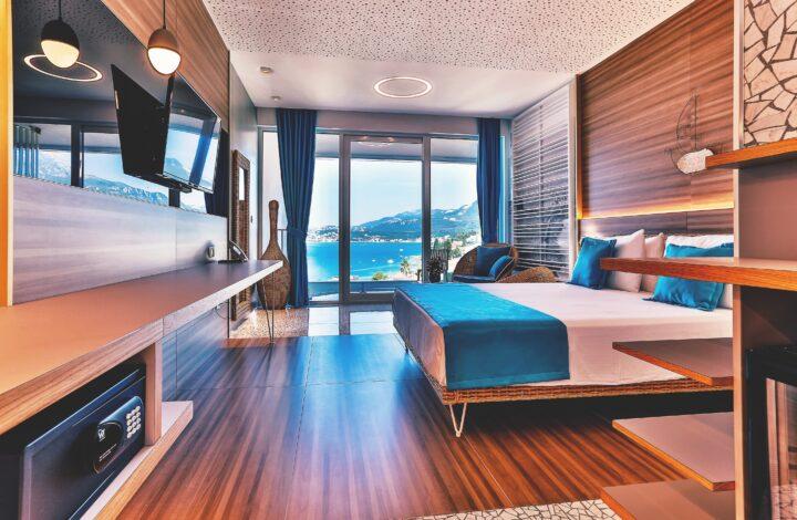 Hotel Kumbor: Side Sea-View Deluxe