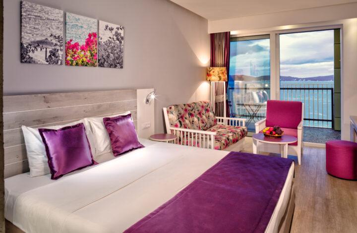 Hotel Park: Sea-View Double